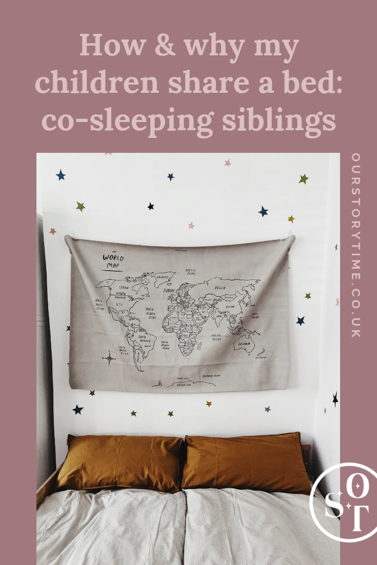 shared children's bedroom boys bedroom co-sleeping siblings shared bedroom kids shared bedroom ideas sibling co-sleeping siblings beds neutral children's bedroom natural children's bedroom gathre ourstorytime.co.uk