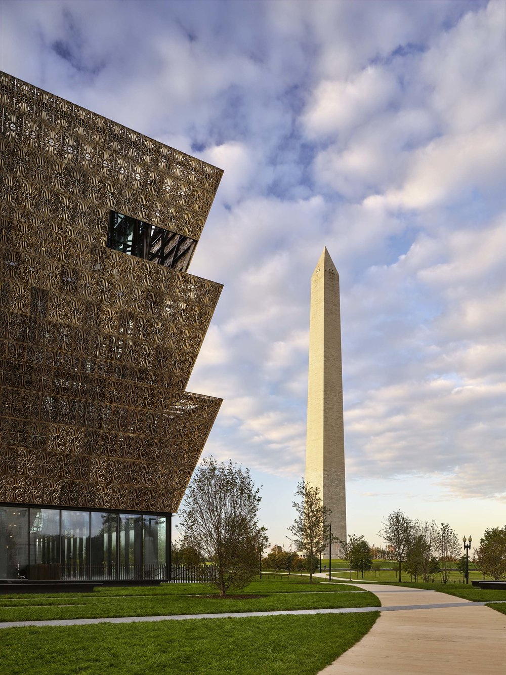 Students and their guardians will tour the National Museum of African American History & Culture and will have time to visit other sites, like Washington Monument