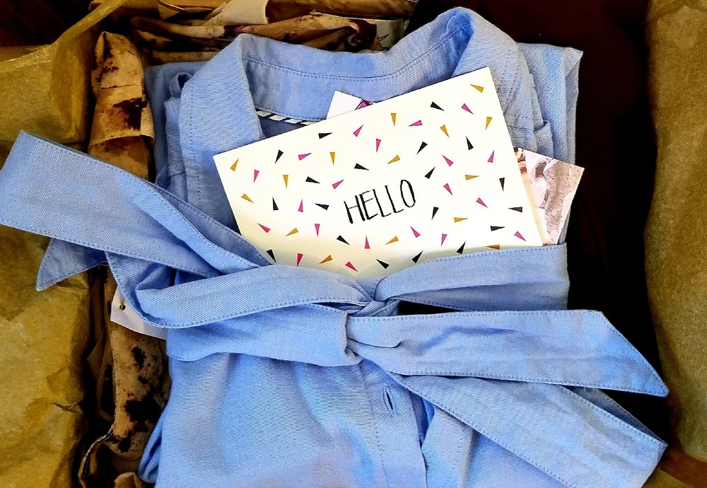 Affordable Clothing Subscription Box