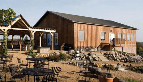 Schram Winery & Brewery - waconia, mn