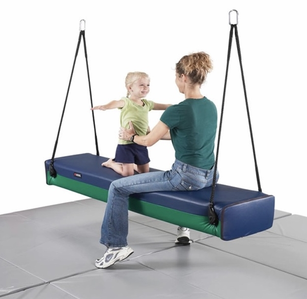 Sensory Swing - $900  *Uses: Sensory integration, calming activity,  balance & coordination