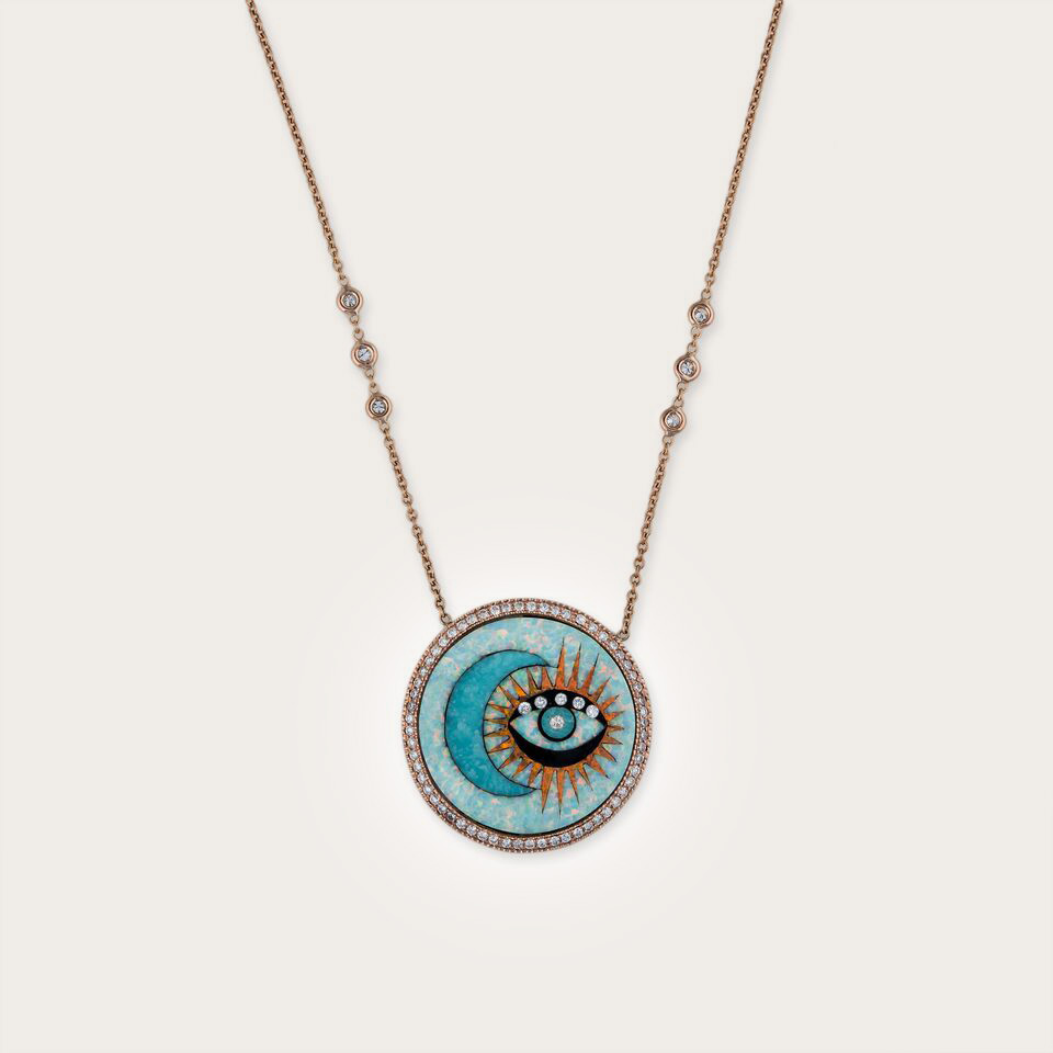 RG PAVE OPAL INLAY EYE MOON 6 DIA BEZEL NECKLACE RT.jpeg