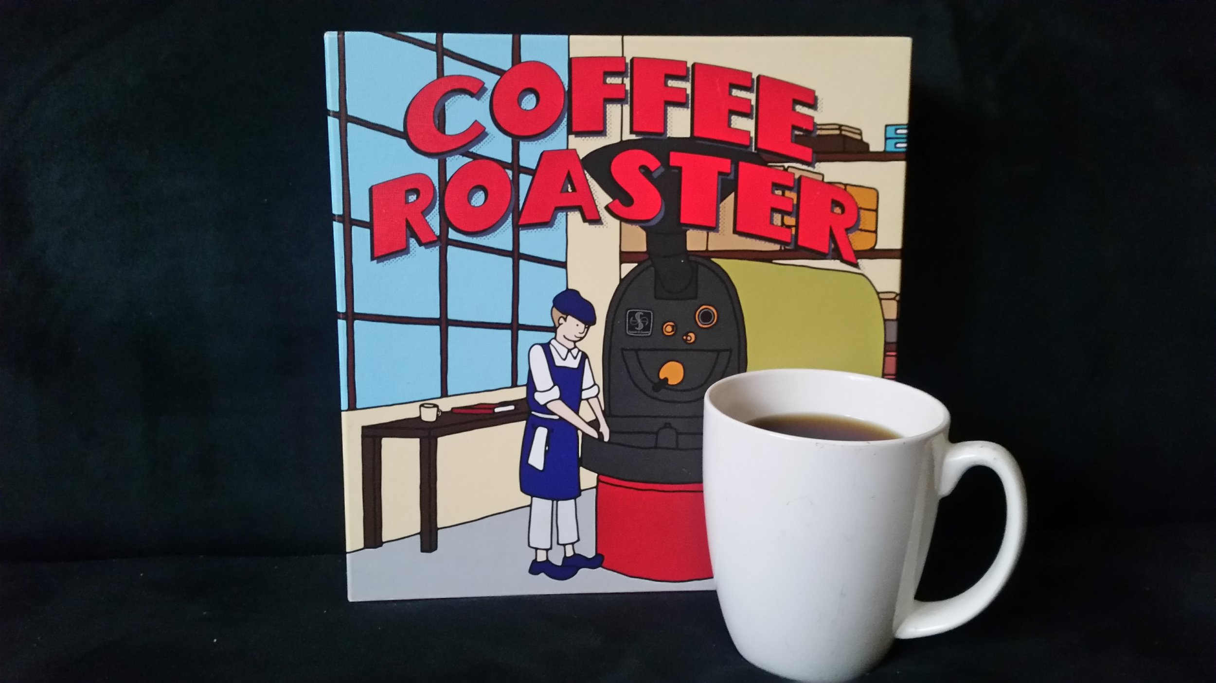 The Unique Blend A Coffee Roaster Review Cardboard Reality