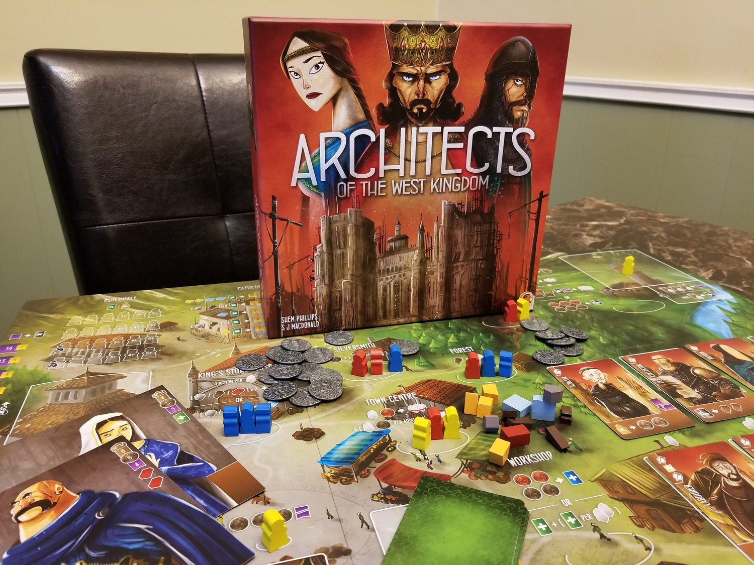 Image result for architects of the west kingdom