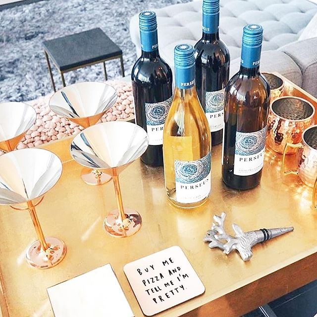 """Babes of Victoria! Introducing our Wine sponsors @perseuswine for our """" Summer Bash """". _ We're SO excited to have them join us on Aug 13th 6:30 PM at @heartwoodandco. A summer night full of mingling, networking games, vendors, sponsors, food, drinks, & MORE!🌟 _ Click the link in our bio for your tickets!🌠 Grab your gals, we can't WAIT to see you🥂"""