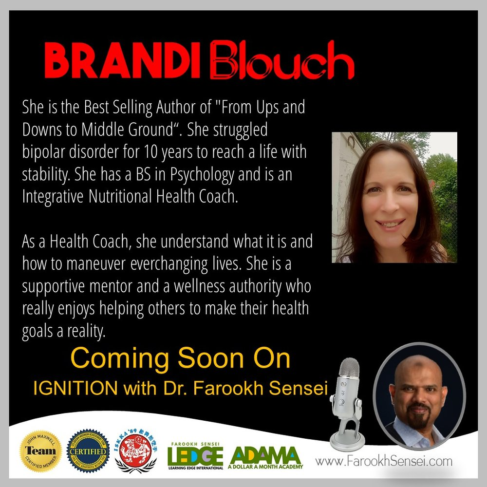 Brandi Blouch