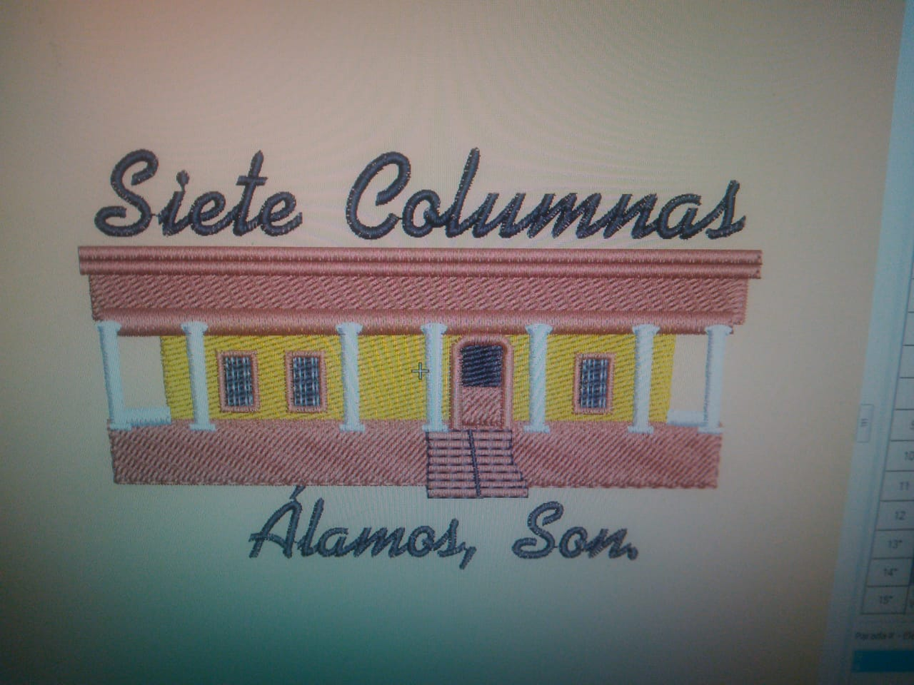 Siete Columnas                                       is for Sale  as a beautiful home or lucrative business