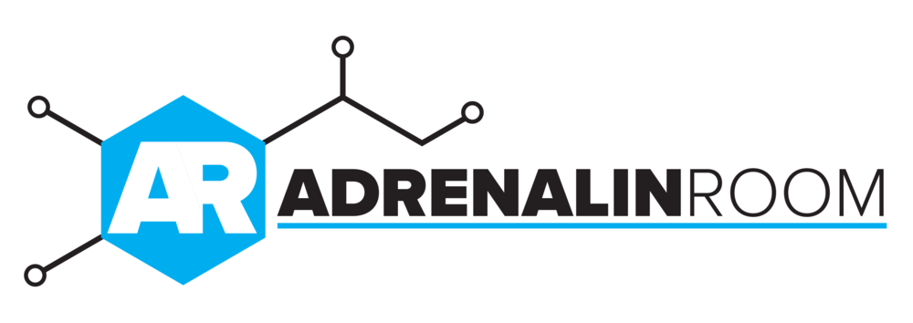 Adrenalin Room - Logo Concept