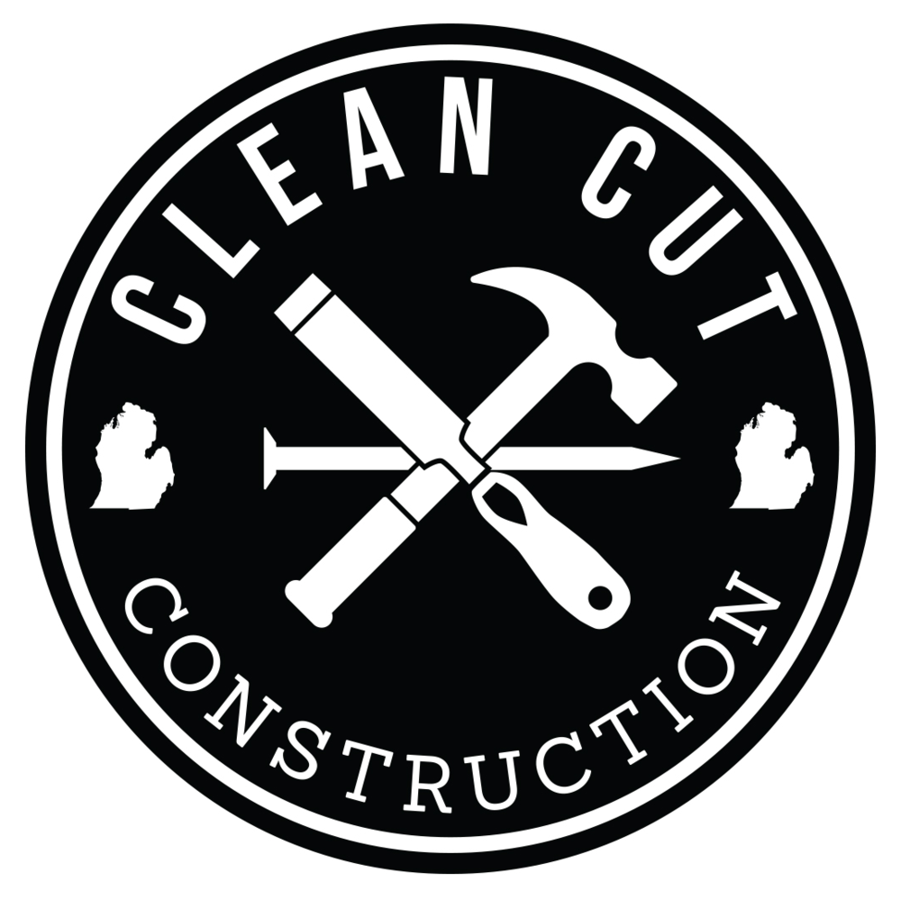 Clean Cut Construction - Logo Design