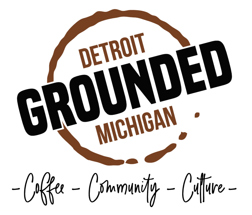 Grounded Coffee - Logo Design