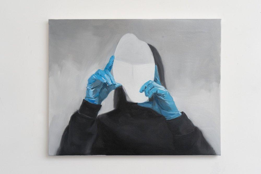 Blue Gloves 2