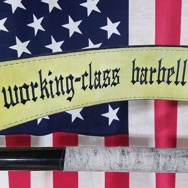 Working-class Barbell