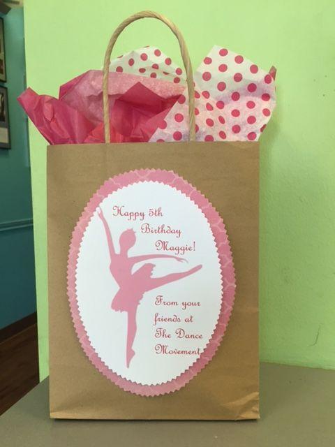 ballet birthday party gift.JPG