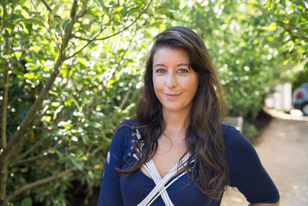 Madeline Lucas, Community Manager
