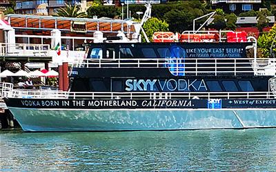 Skyy Vodka – SanFrancisco, CA