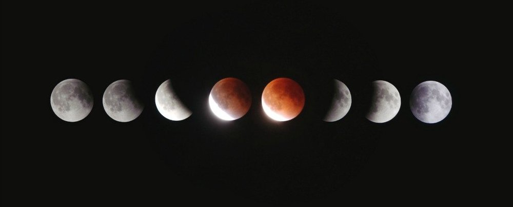 Full Moon Eclipse (Source from Google)