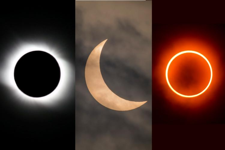 Eclipses (Photo from: Google)