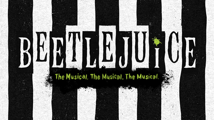 Review Beetlejuice Is A Ghoulishly Good Time Stage Left