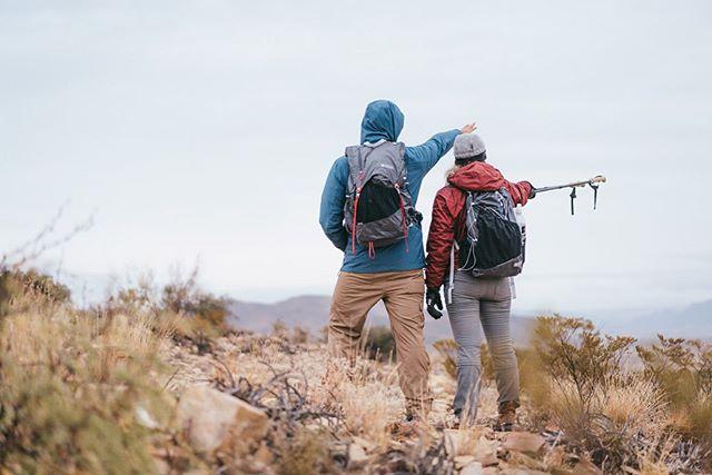 Backcountry fun with @gossamergear - ultralight adventures ahead! #TakeLessDoMore . . 📷 @joshrgarza / @travperk_photo