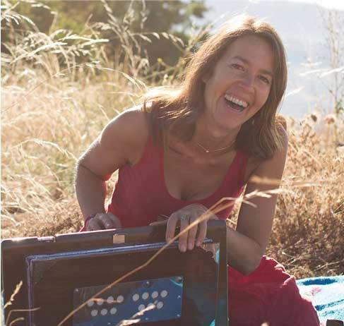 Julia Berkeley | Kirtan Musician