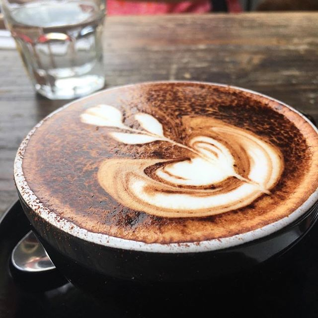 Good Morning! ⠀ We'll see you at the Penny soon 🌧 ⠀ . Thanks for the Penny Memory ⠀ 📷: @eenie_dubbs ⠀ ⠀ #espresso #pennyfarthingespresso #goodmorning #melbournefood