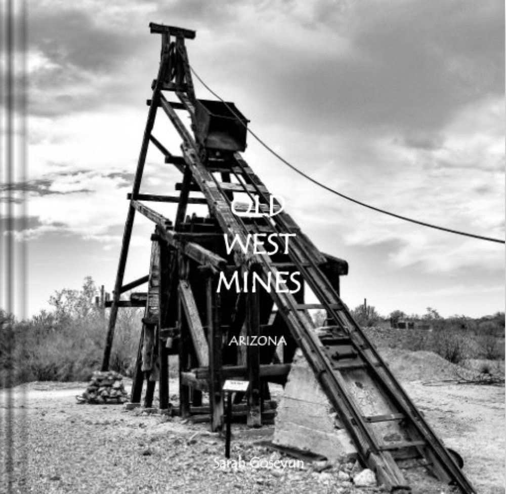 In 2018, I explored some of Arizona's well-preserved and historic mining sites. This is a selection of pictures taken. -