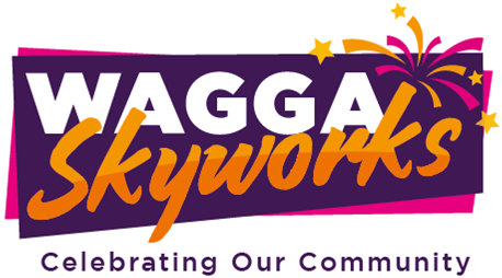 Wagga Skyworks - NYE Celebrating Our Community  |  Wagga New Year's Eve Fireworks, Lake Albert
