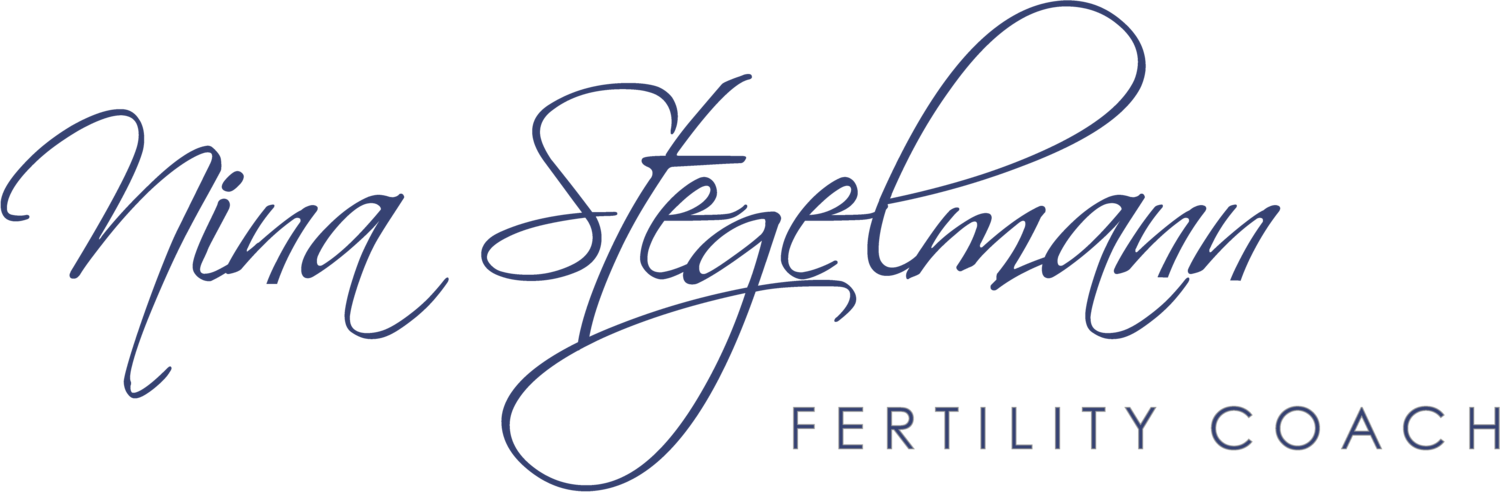 Nina Stegelmann Fertility Coach Rapid Transformational Therapy RTT for Fertility