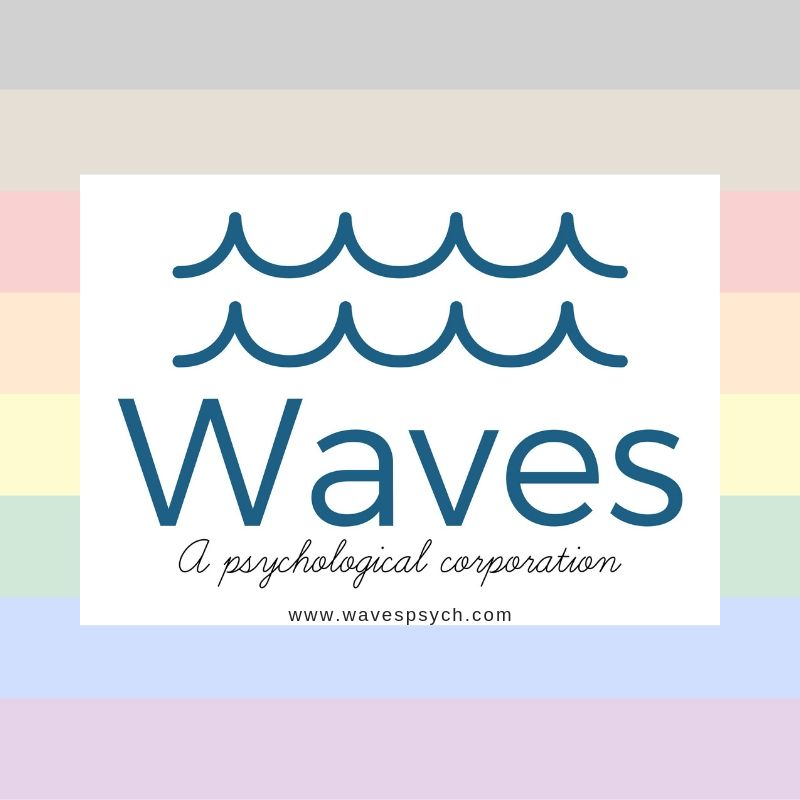 Waves: Queer & Trans-prioritizing therapy, consultation, & training