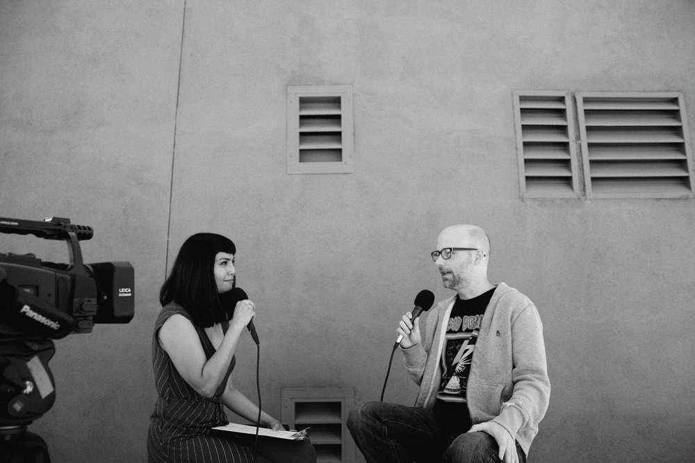 Interview Moby