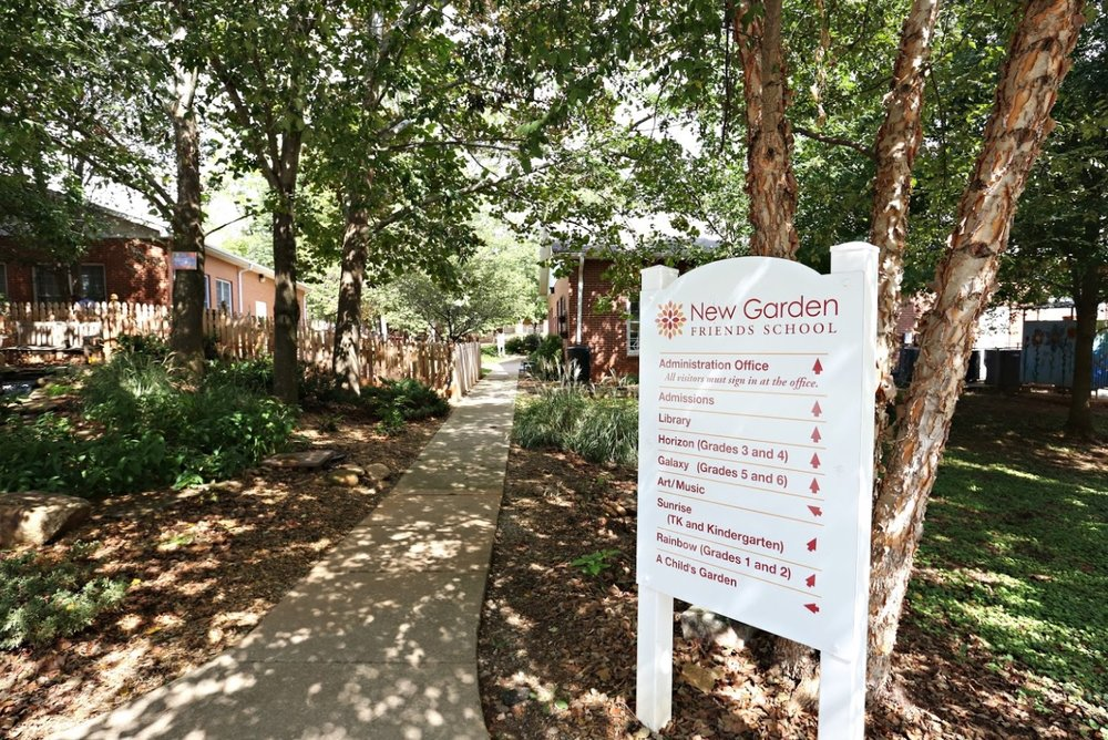 New Garden Friends School -