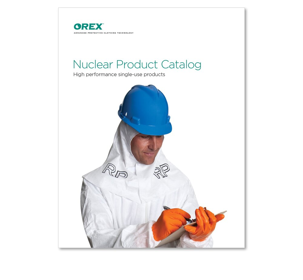 nuclear-protective clothing: getting serious -