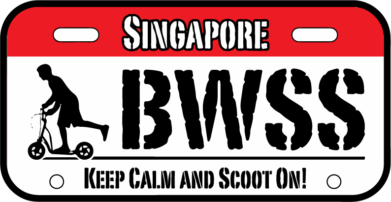 BWSS Big Wheel Scooters Singapore