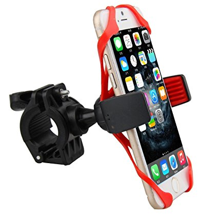 Phone Mount - Smartphones are useful to help you navigate your way and record trip details at the same time with an appropriate app. It also allows you to make video recordings of your journey.