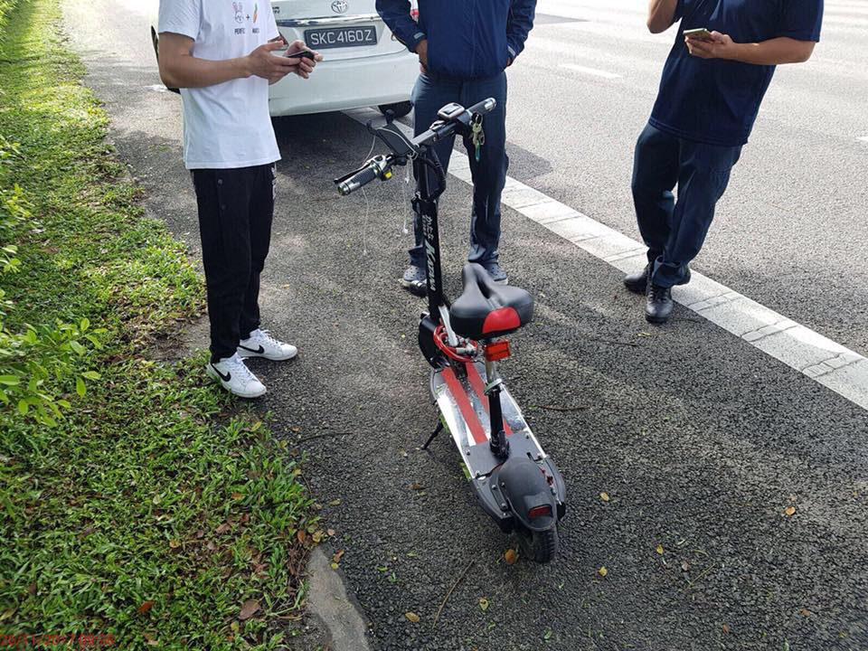 e-scooter expressway caught2 261117.jpg