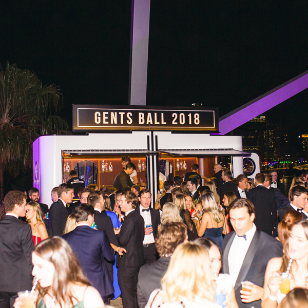 Gentleman's Ball 2018