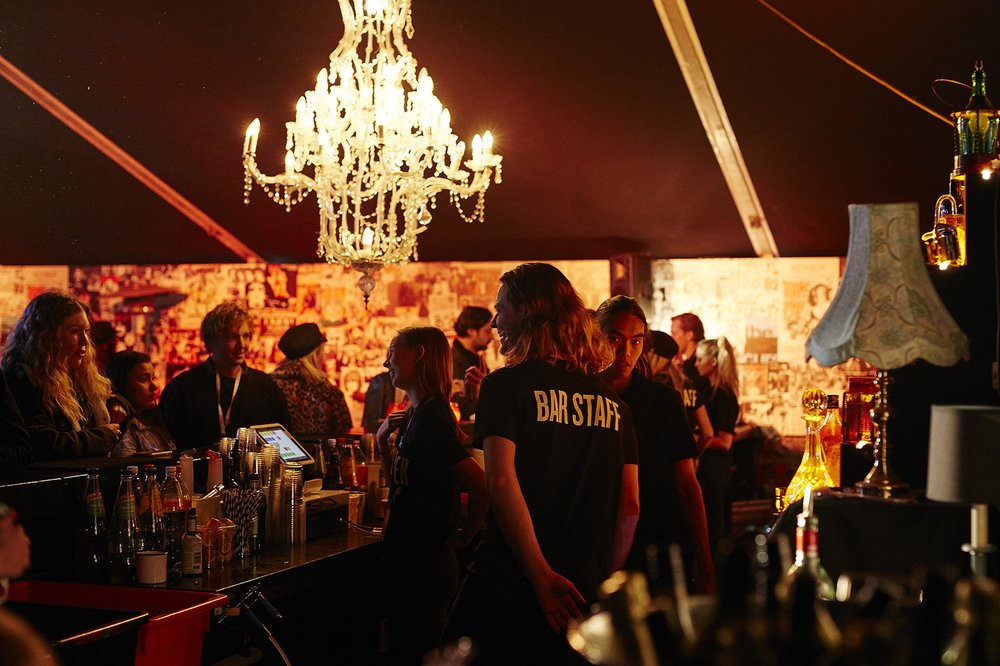 Splendour In The Grass-Backstage Aritist Bar