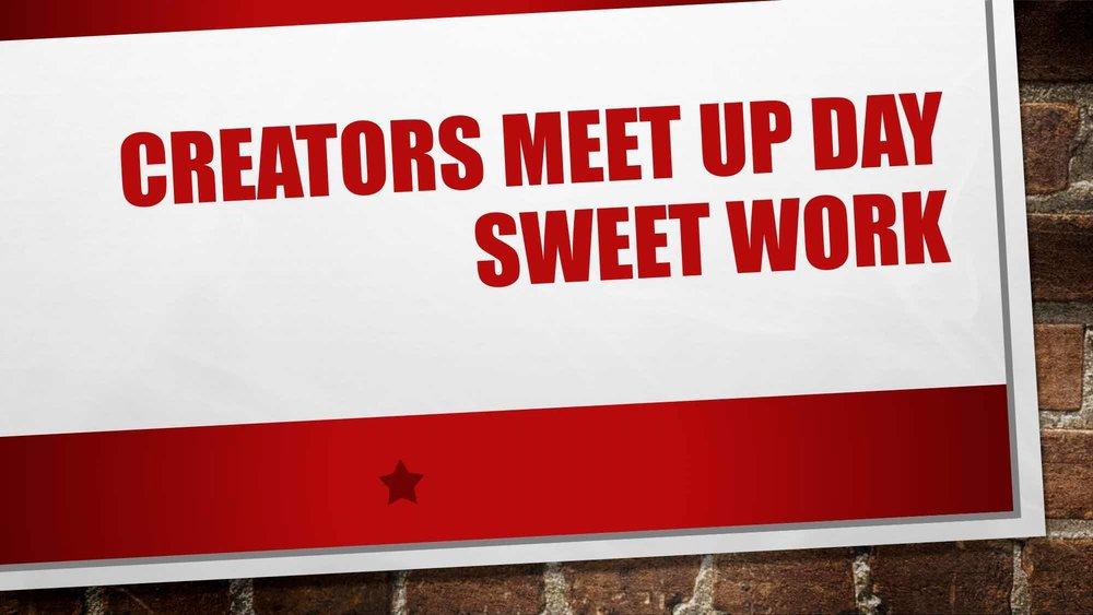 creators meet up
