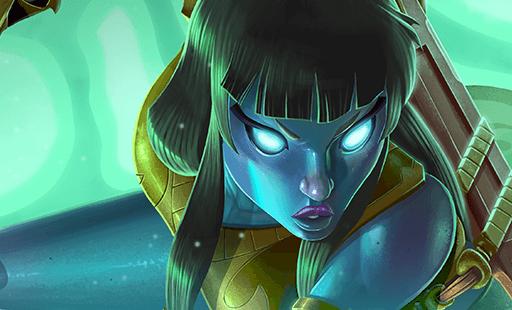 ネイト:狩りの女神
