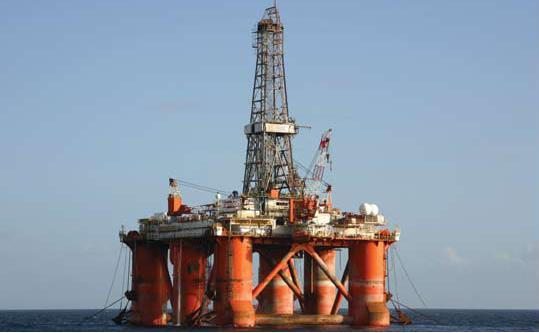 Professor Richard Dawe on UWI Petroluem Geoscience