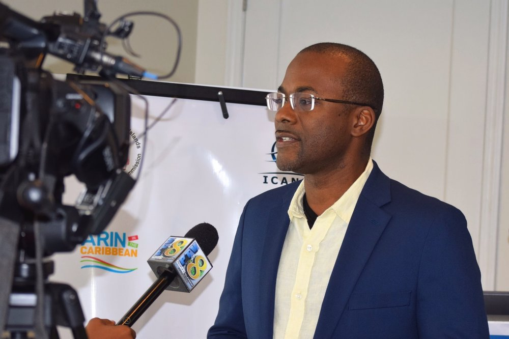 Bevil Wooding, Caribbean Outreach Liaison, American Registry for Internet Numbers