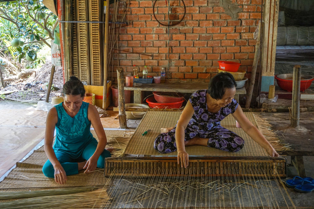 Women of the Mekong Delta Community