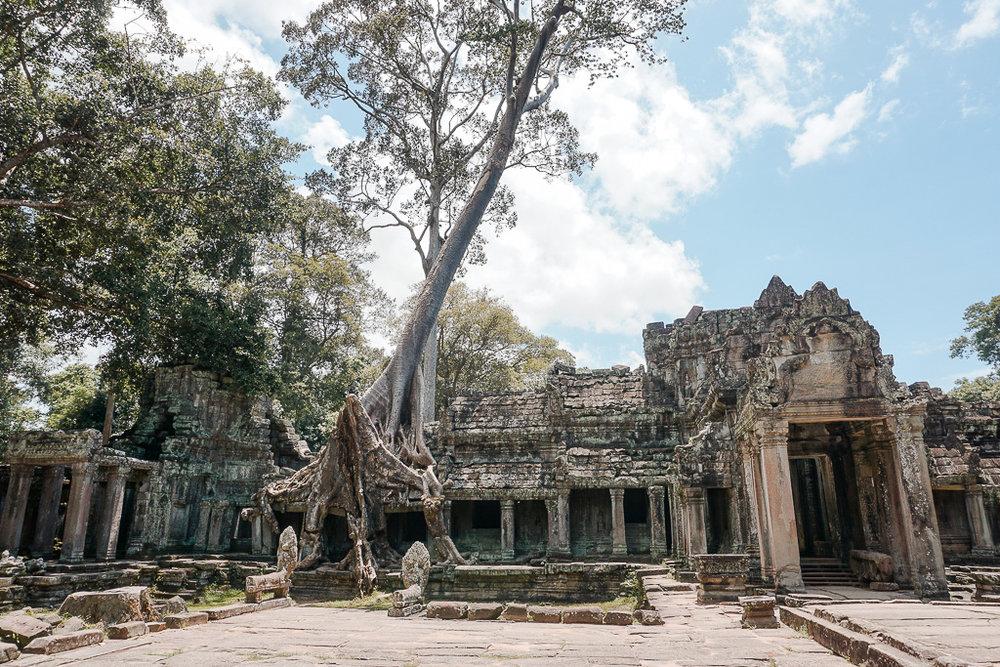 Pre Khan Temple