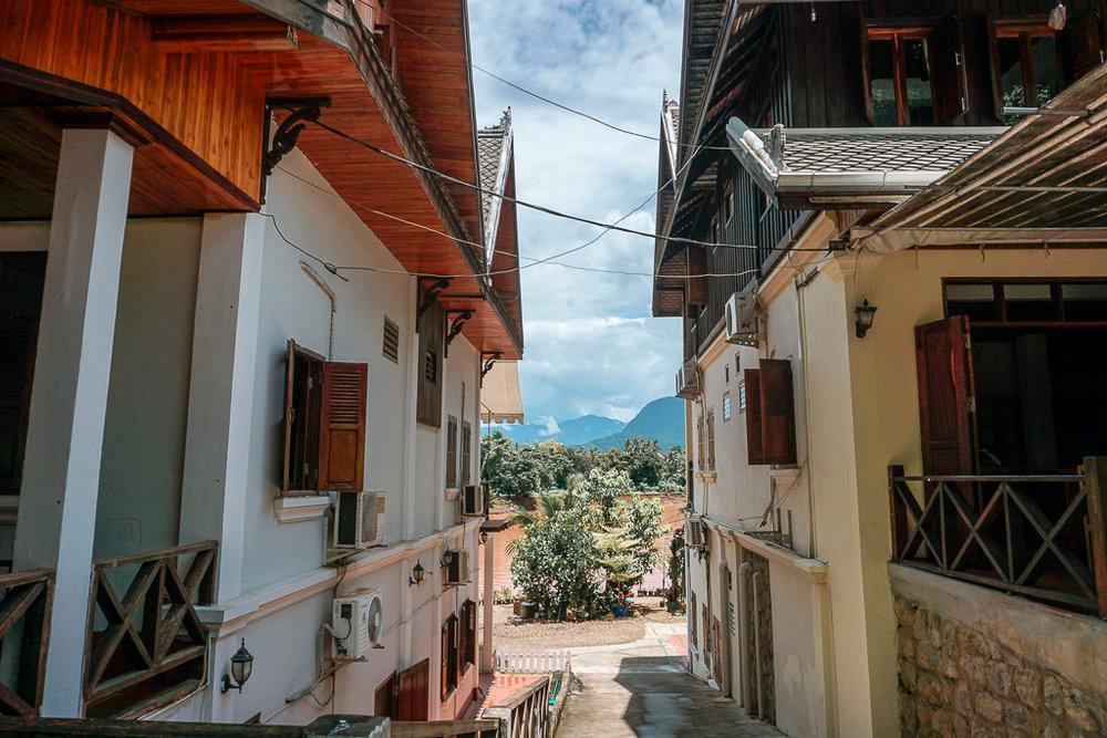 Town of Luang Prabang