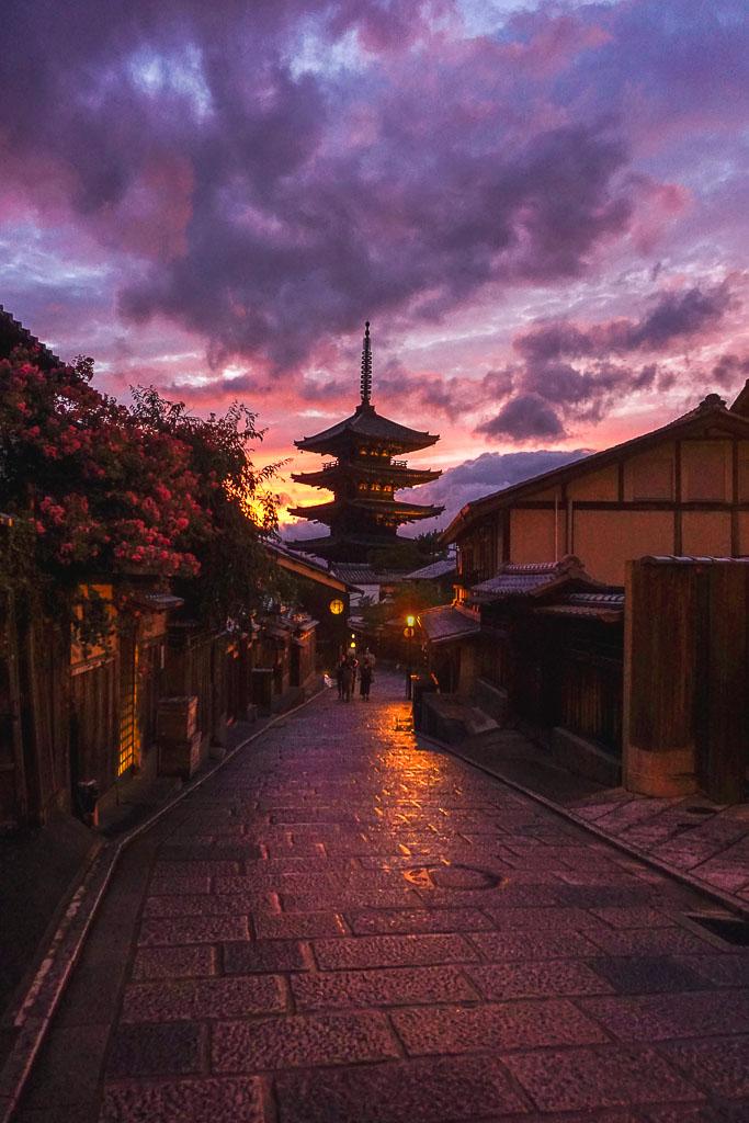 Tō-ji Temple, Kyoto
