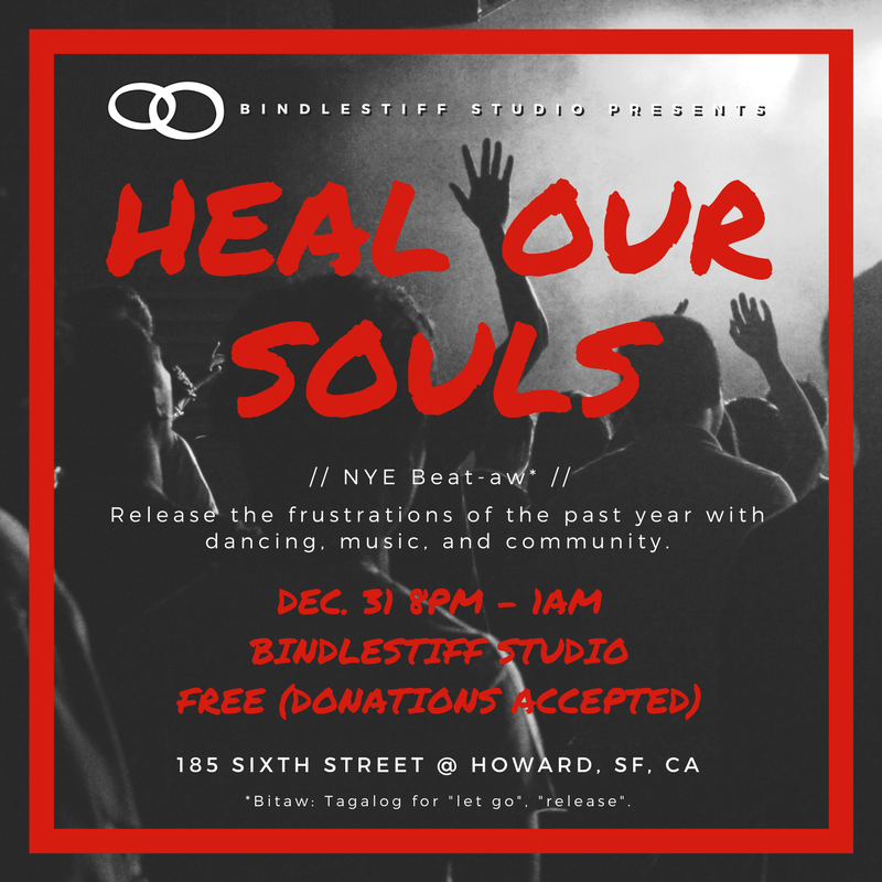 Heal Our Souls 2017 Flyer (click to view)