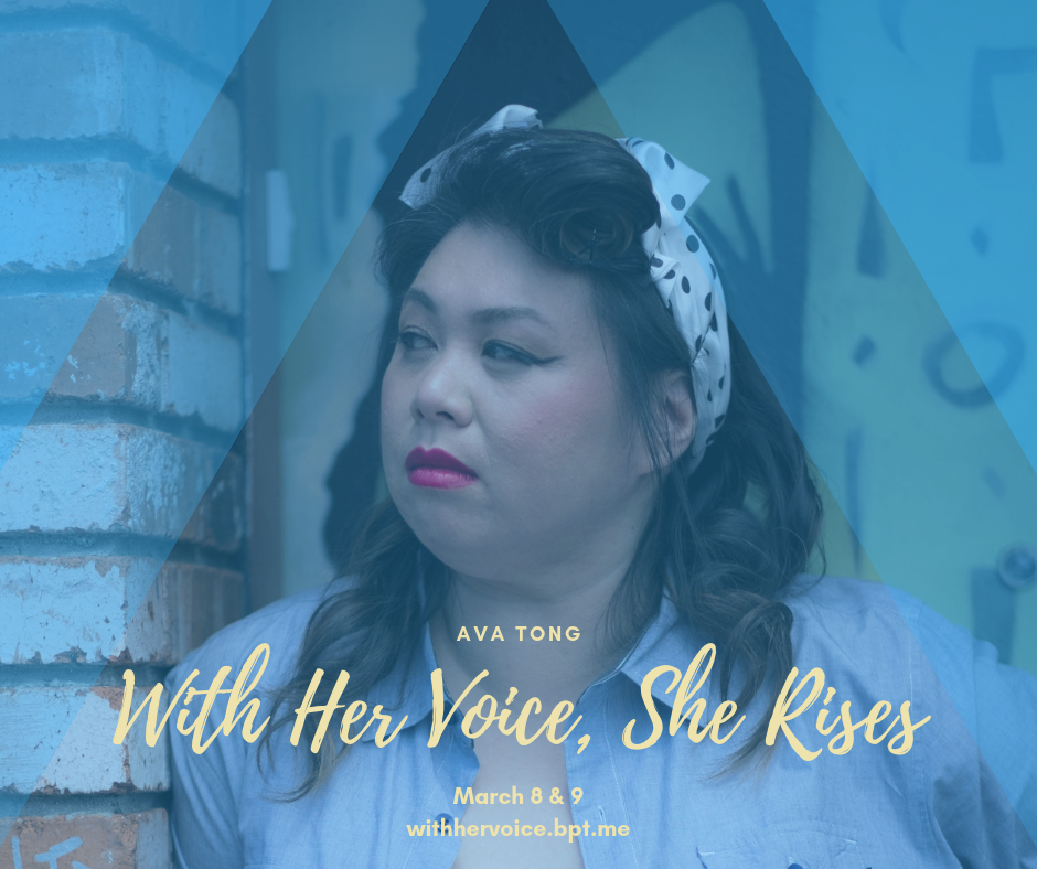 """One of the featured artist: Ava Tong will be performing a monologue piece """"Strength,"""" a true story from 2011 and was written as a process of healing. No names have been changed to expose the guilty. This will be the first time Ava's heart will be revisiting this dark memory."""