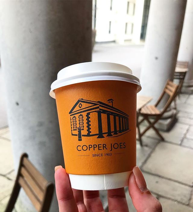 New take away cups!! 🥰☕️ #coffee #winchester #latte #flatwhite #hampshire