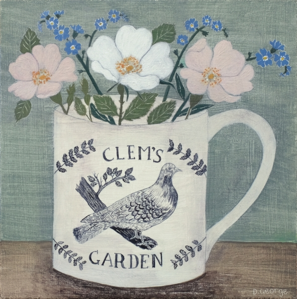 The Story behind the Clem's Garden Logo.