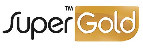 Supergold Card Logo